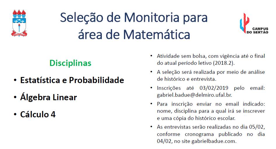 monitoria_selecao